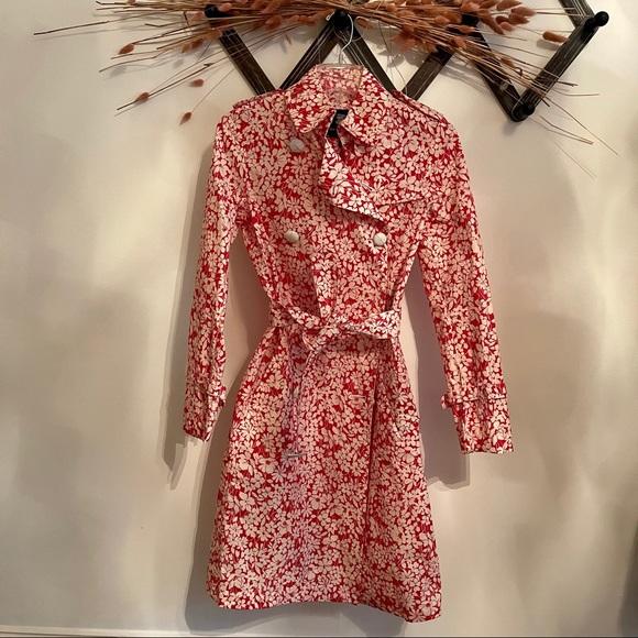 Burberry Raincoat / Slicker Trench Coat